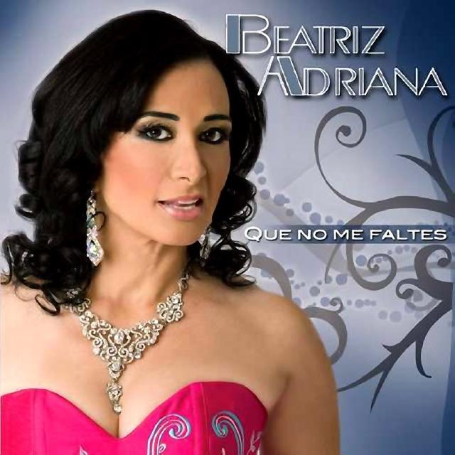 Beatriz Adriana ahora tiene tiempo de disfrutar