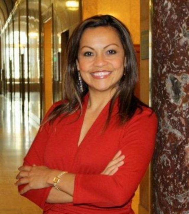 Elecciones en el Distrito 9: Ana Cubas