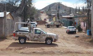 Descubren nuevo túnel en la frontera de Arizona con México