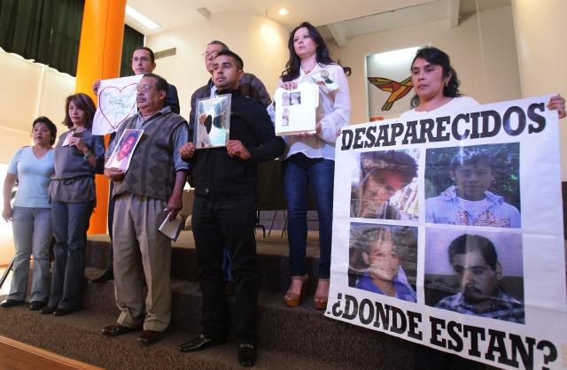 Reducen lista  de  desaparecidos