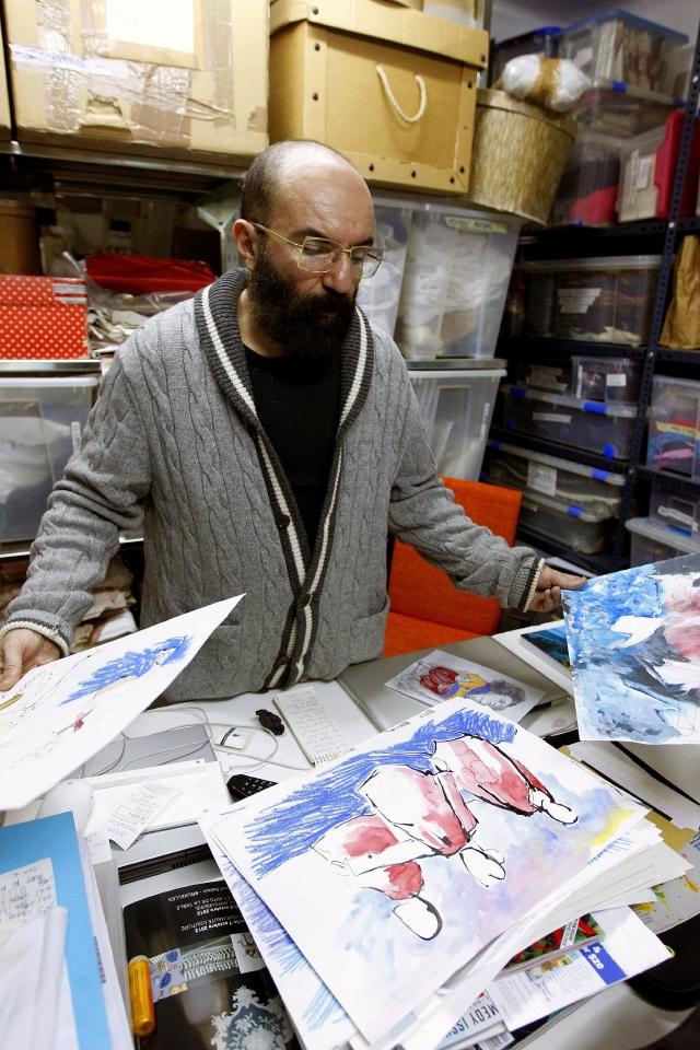 Diseñador de vestuario Paco Delgado habla de su nominación al Oscar por 'Les Misérables'