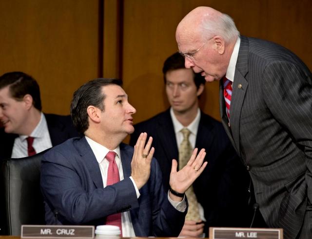 Senador Lehay dice 'No' a control total de frontera