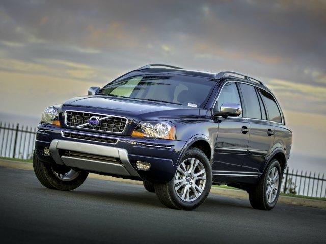 Volvo se distancia del legado de la Ford (Fotos)