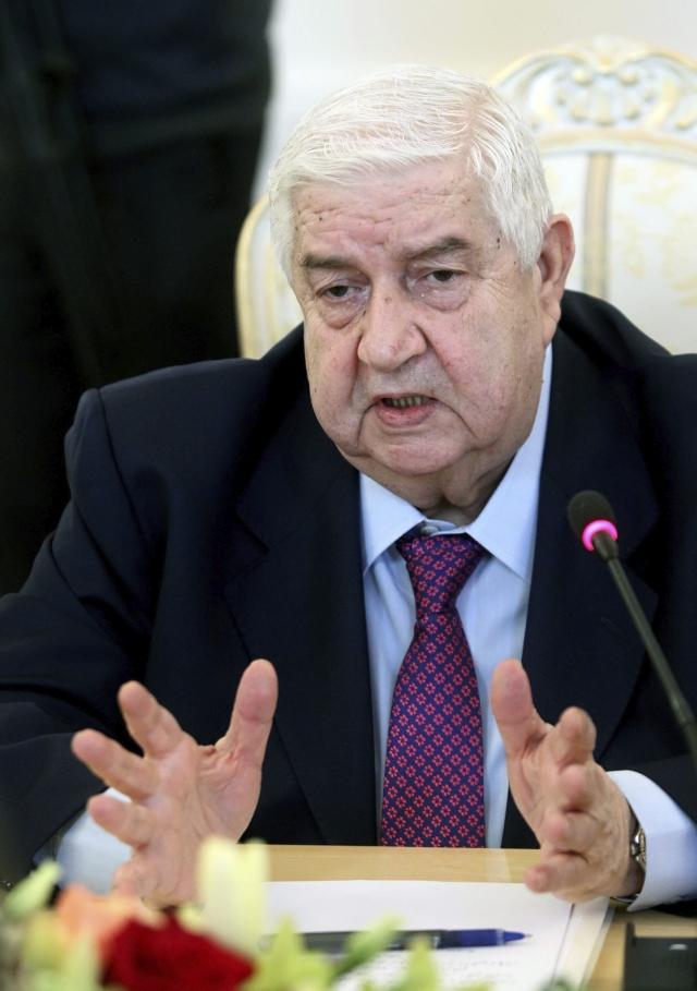 Régimen sirio acepta dialogar con rebeldes
