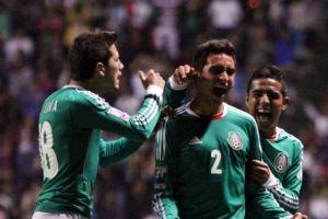 México, al Mundial de Turquía; golea a Jamaica