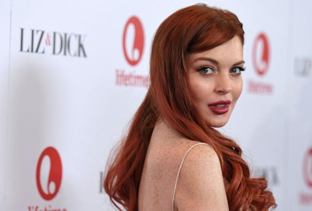 Lindsay Lohan quiere ser un ejemplo para los jóvenes