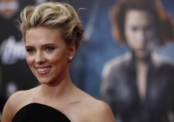 Scarlett Johansson crearía su propia banda (Fotos)
