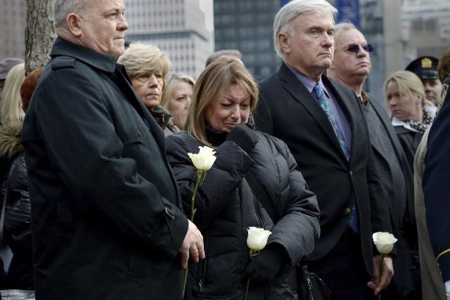 Conmemoran el 20 aniversario de ataque a WTC en NY