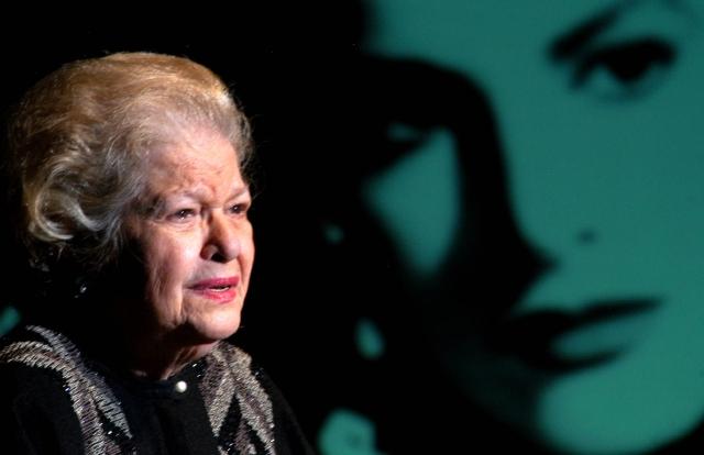 Estrellas recuerdan a Carmen Montejo