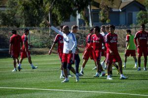 Chivas USA inicia la temporada de la MLS (fotos y video)