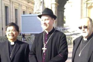 Falso obispo casi se cuela en reunión del cónclave