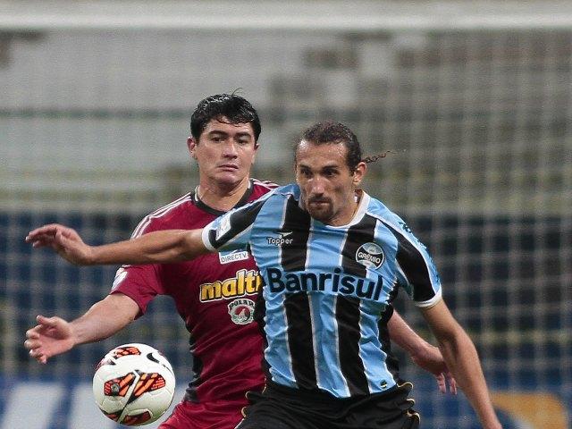 Gremio de Porto Alegre derrotó 4-1 al Caracas, en actividad de la Libertadores