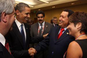 Obama desea una relación constructiva con Venezuela