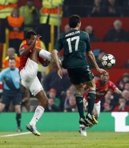 Opina: ¿Ayudó el árbitro al Real Madrid frente al ManU?
