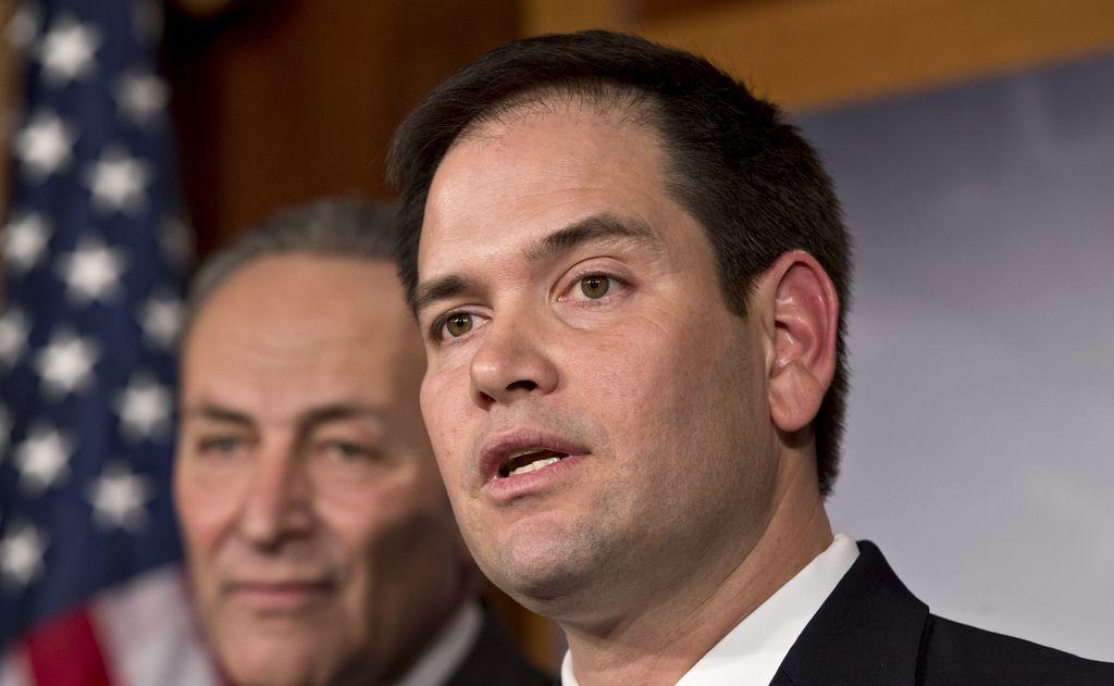El Senador por Florida, Marco Rubio, fue acaso de los pocos políticos estadounidenses en opinar sobre el tema Chávez.