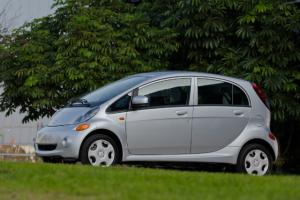 Mitsubishi i , el todo-eléctrico (Fotos)