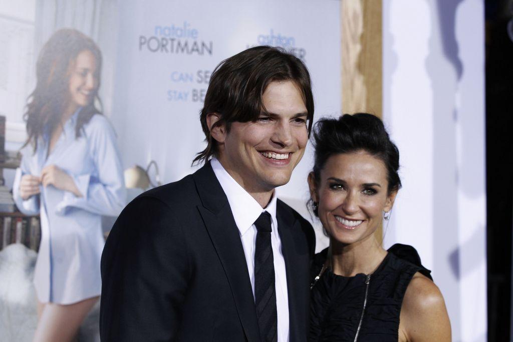 La pareja se separó en 2011.