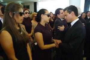 Peña Nieto mejora su nivel de aprobación, según encuesta