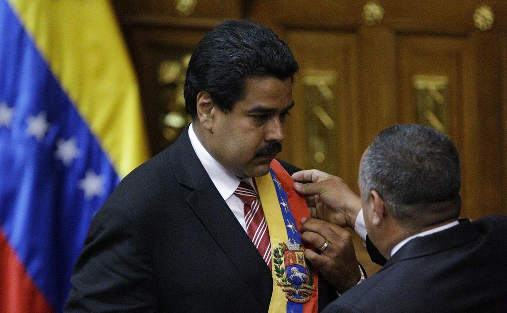 Nicolás Maduro será presidente interino hasta que se hagan nuevas elecciones.