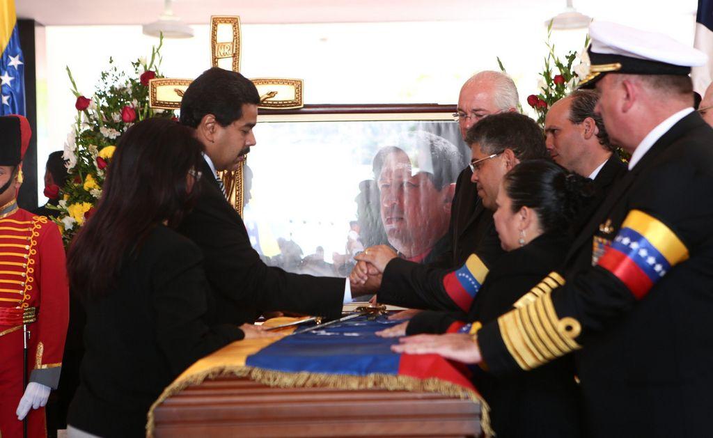 No será fácil preservar cuerpo de Hugo Chávez