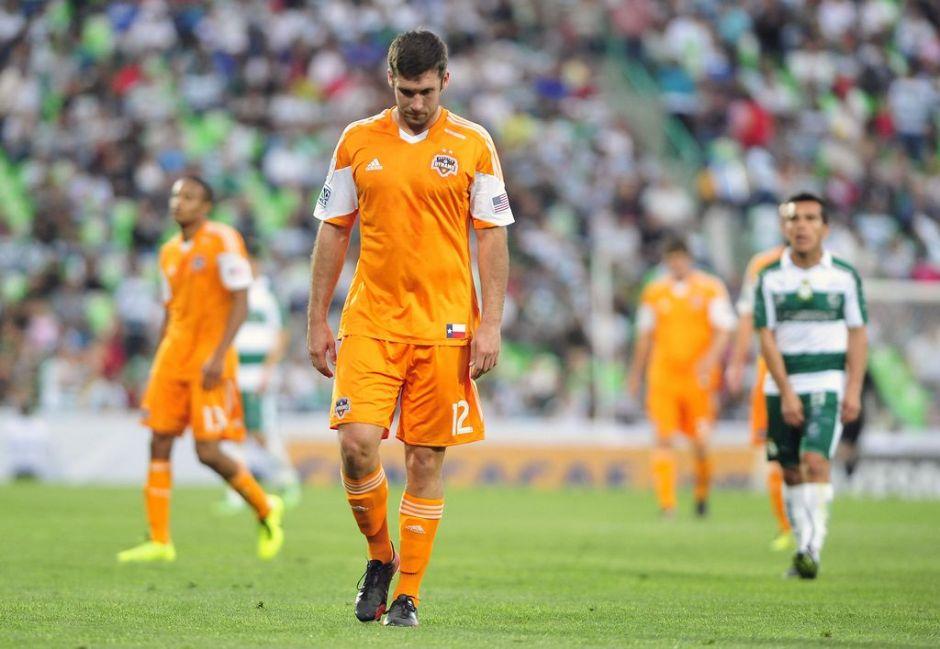 El Houston Dynamo, superado y eliminado en Torreón