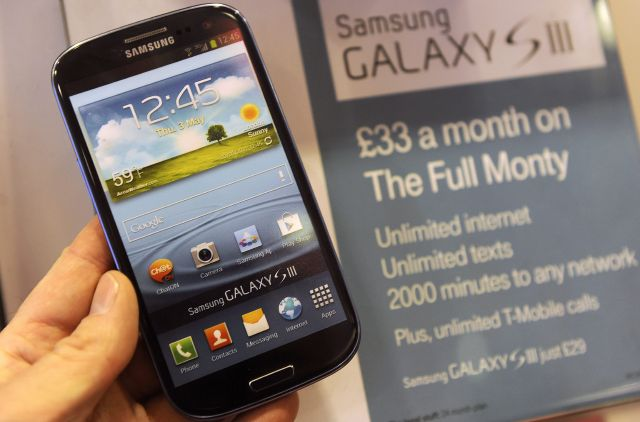En los primeros siete meses tras su lanzamiento, Samsung logró vender alrededor de 40 millones del Galaxy S3 en el mundo.