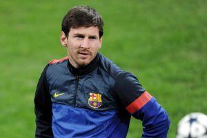 """Messi desea """"luz y energía positiva"""" al Papa Francisco"""