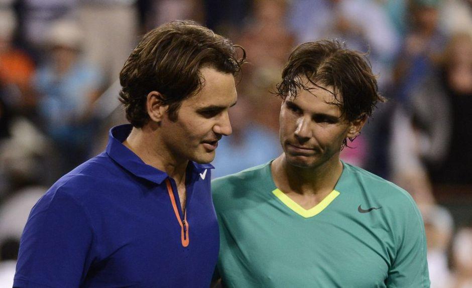 Nadal domina a Federer en Indian Wells (Fotos)