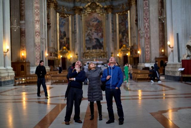 Los jesuitas y  el Vaticano