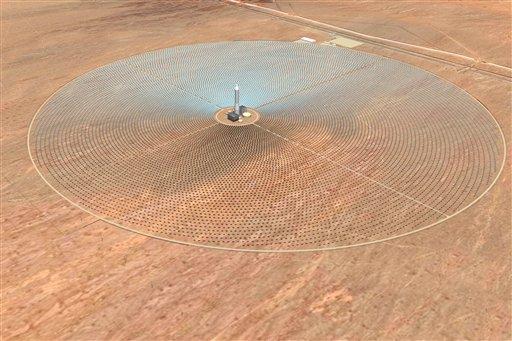 California tendrá las torres solares más grandes del mundo