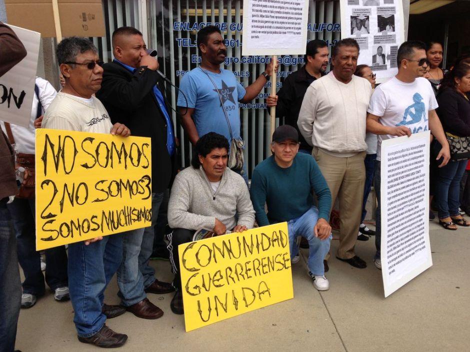 Activistas toman Casa Guerrero en Los Ángeles