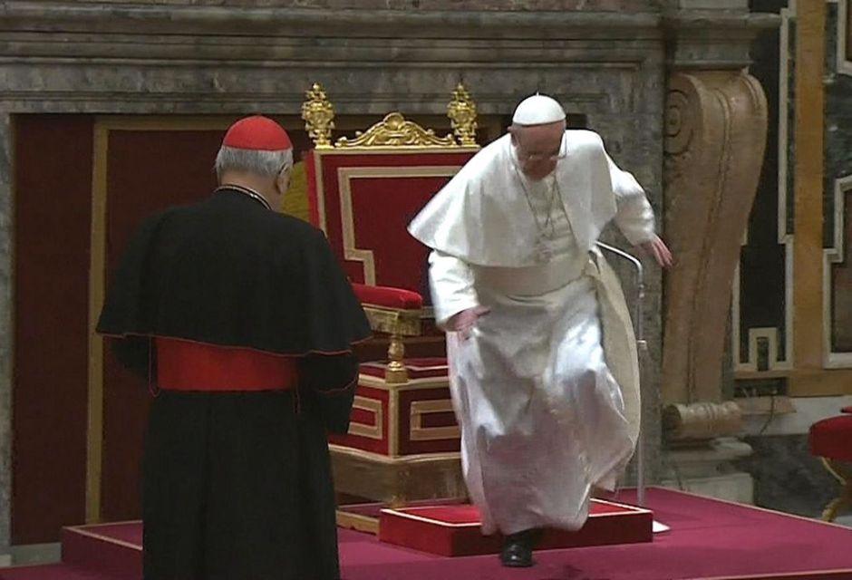 El Papa Francisco llama a no caer en 'tentaciones' (Video y Fotos)