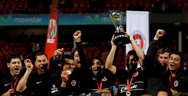 Los Xoloitzcuintles de Tijuana se coronaron campeones del Torneo Apertura 2012 de la Liga MX.