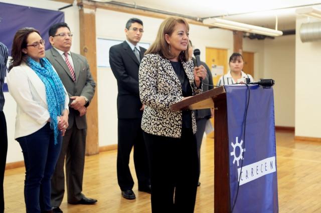 Coalición latina pide reforma migratoria con TPS