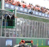 GP de Australia... Es para Raikkonen