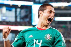 """""""Chicharito"""" sólo se enfoca en ganarle a Honduras"""