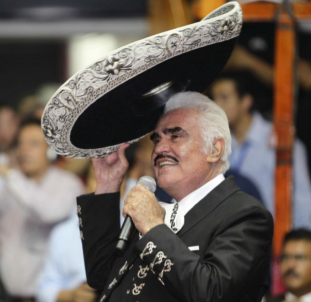 Vicente Fernández, despedida de una leyenda en LA
