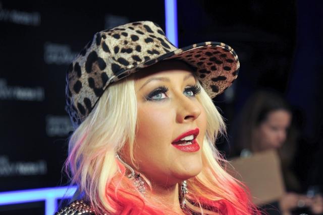 Christina Aguilera protege a Shakira