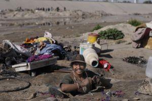 Inmigrantes deportados viven bajo tierra en Tijuana (Fotos)
