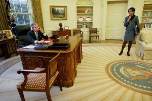 Hacker divulga nuevos datos privados de George W. Bush