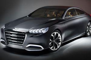 Hyundai adelanta un nuevo deportivo de lujo