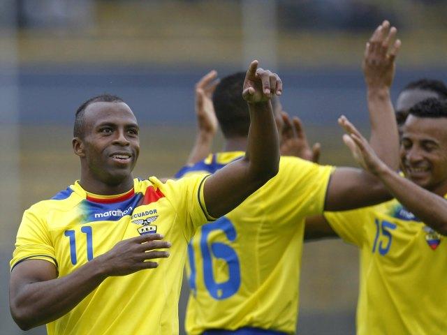 Ecuador golea 5-0 a El salvador en amistoso (Video)