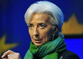 Allanan casa de jefa del FMI
