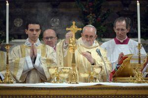Papa celebrará misa de jueves santo en cárcel de menores