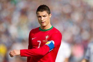 Cristiano Ronaldo es baja para Portugal (Video)