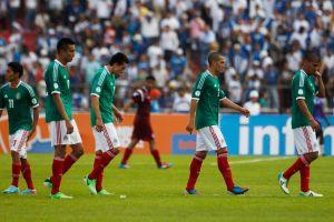 México vive mal momento en el hexagonal