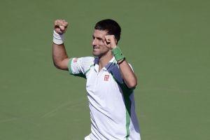 Djokovic y Sharapova avanzan a octavos en Miami