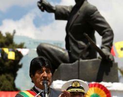 Evo Morales acusa a Chile