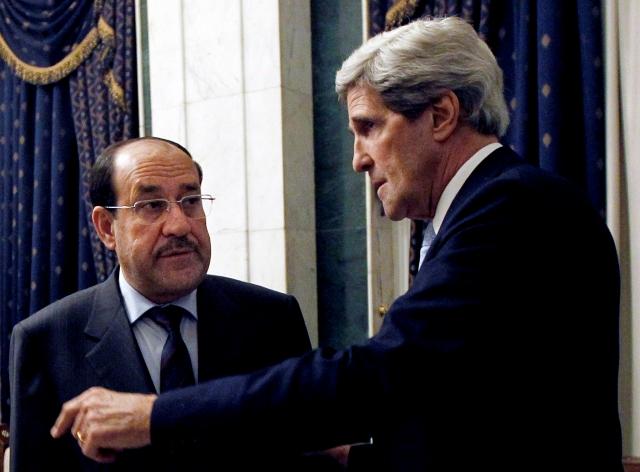 John Kerry le advierte a Irak