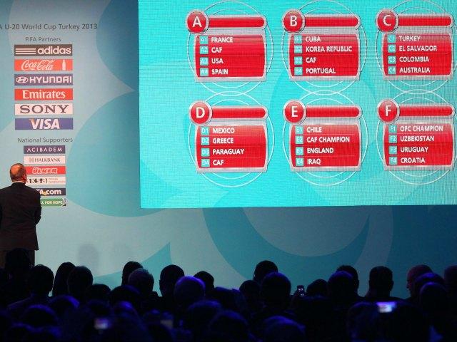 Tri sub-20 ya tiene rivales en Mundial (Fotos)